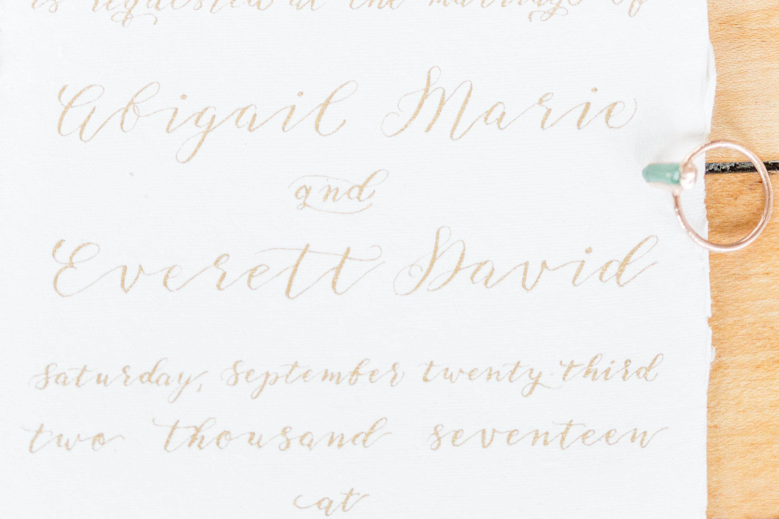 Central PA, York PA, JesSmith Designs, custom, wedding, invitations, bridal, announcements, save the date, birth, baby, motherhood, hanover, calligraphy, handlettering_044.jpg