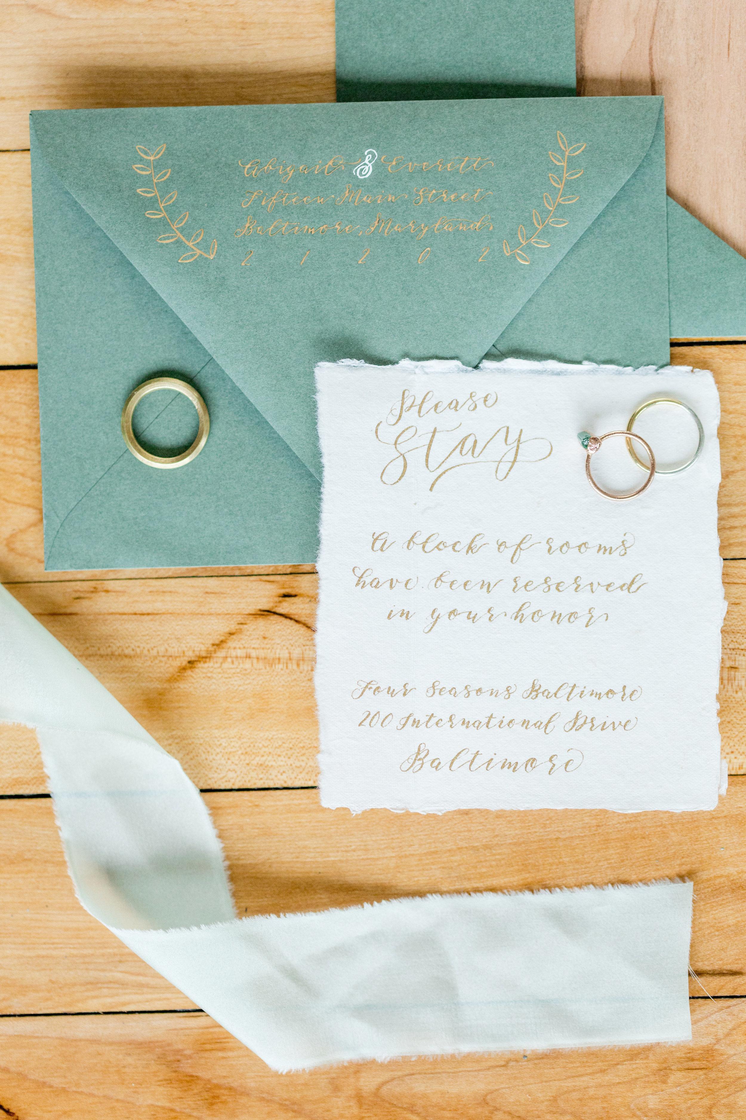 Central PA, York PA, JesSmith Designs, custom, wedding, invitations, bridal, announcements, save the date, birth, baby, motherhood, hanover, calligraphy, handlettering_046.jpg
