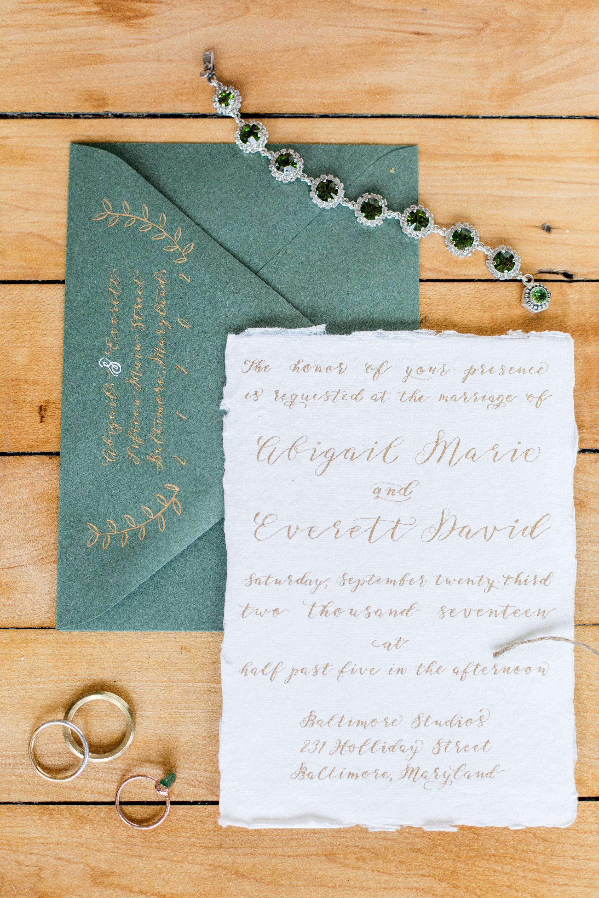 Central PA, York PA, JesSmith Designs, custom, wedding, invitations, bridal, announcements, save the date, birth, baby, motherhood, hanover, calligraphy, handlettering_025.jpg