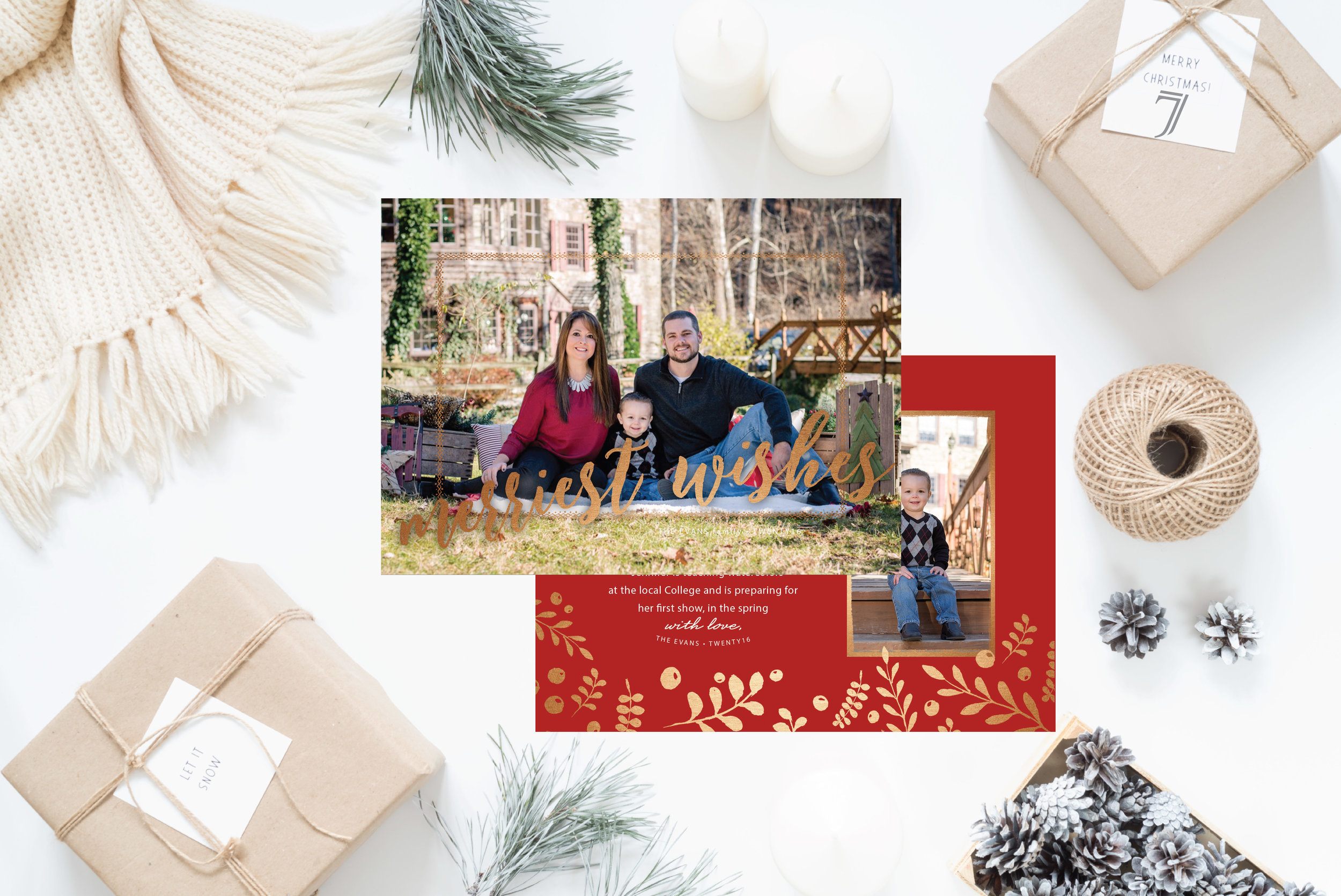 7- Christmas Cards Holiday Cards 2017 JesSmith Designs_Warmest Wishes.jpg