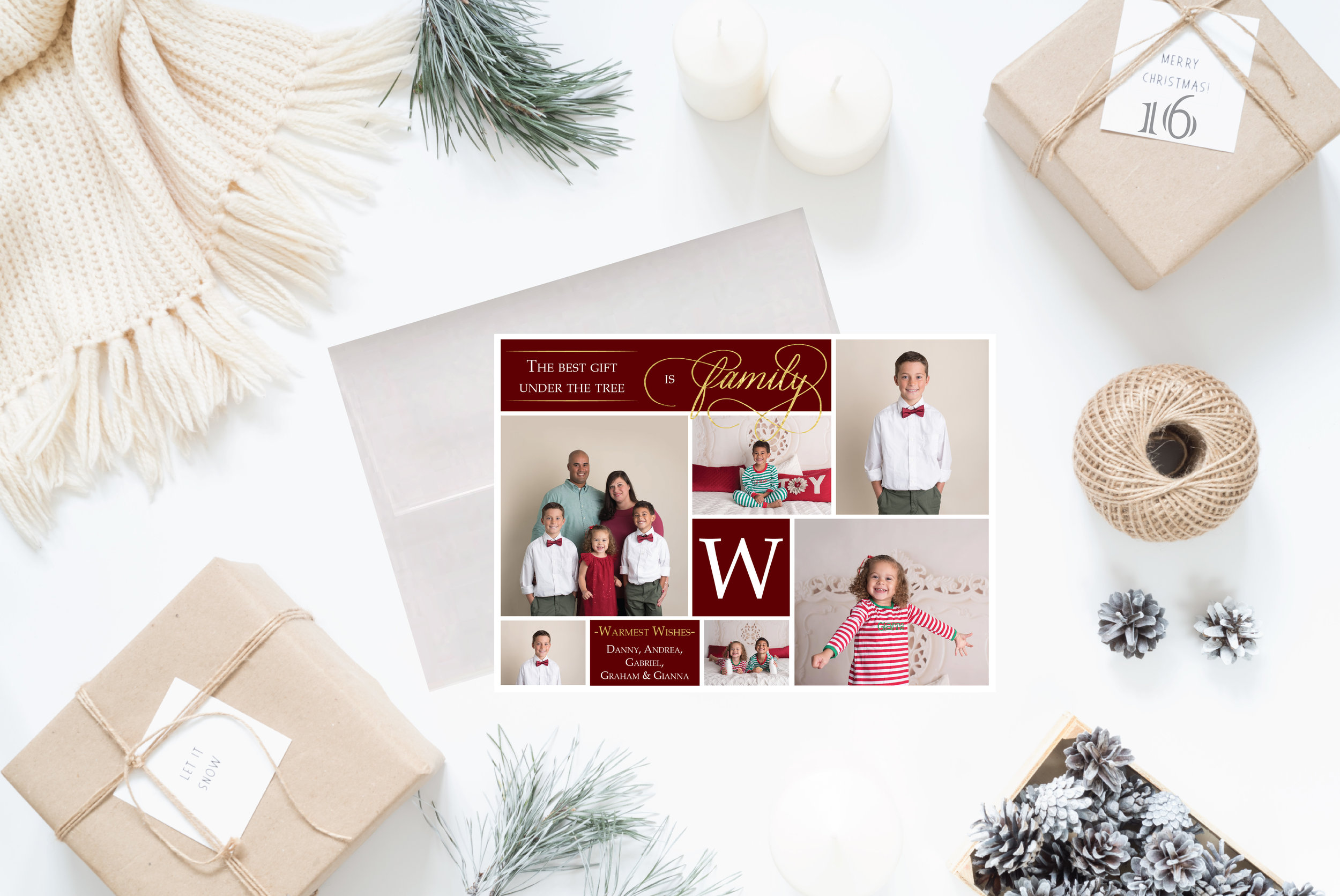 Walker Holiday Cards 2017 styled_The best gift is family II.jpg