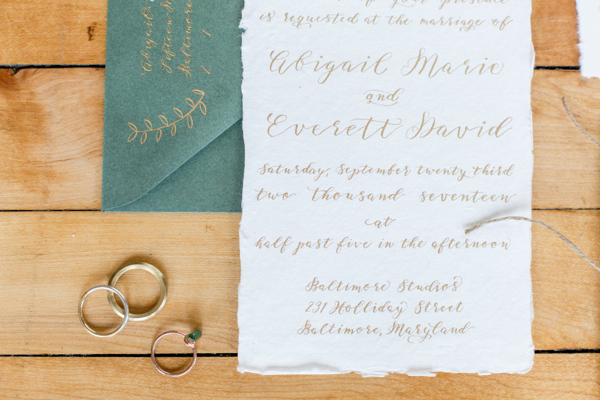 Central PA, York PA, JesSmith Designs, custom, wedding, invitations, bridal, announcements, save the date, birth, baby, motherhood, hanover, calligraphy, handlettering_024.jpg