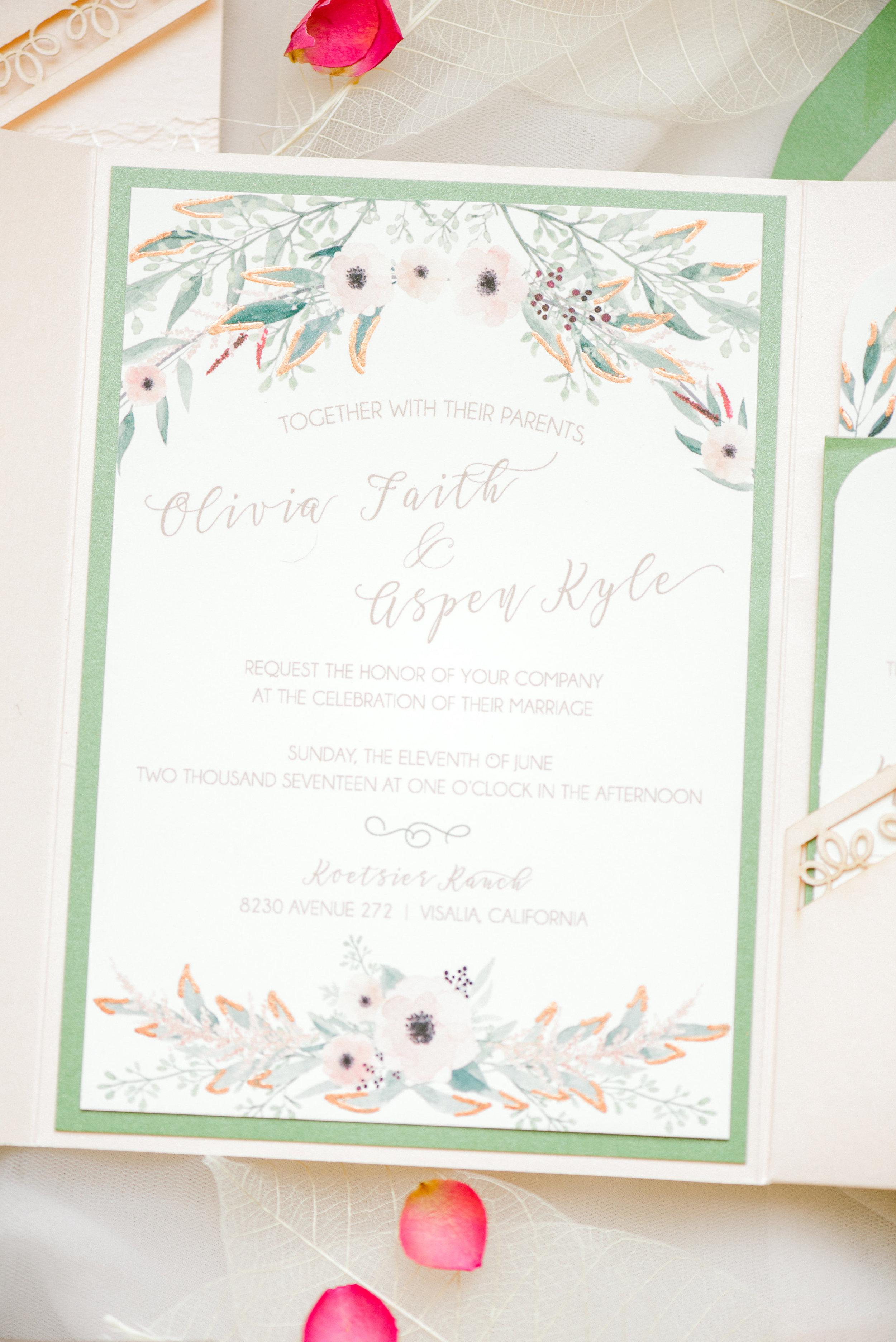 Peach Gold-Central PA, York PA, JesSmith Designs, custom, wedding, invitations, bridal, announcements, save the date, baby, hanover, calligraphy, baltimore, wedding invitations, lancaster, gettysburg68.jpg