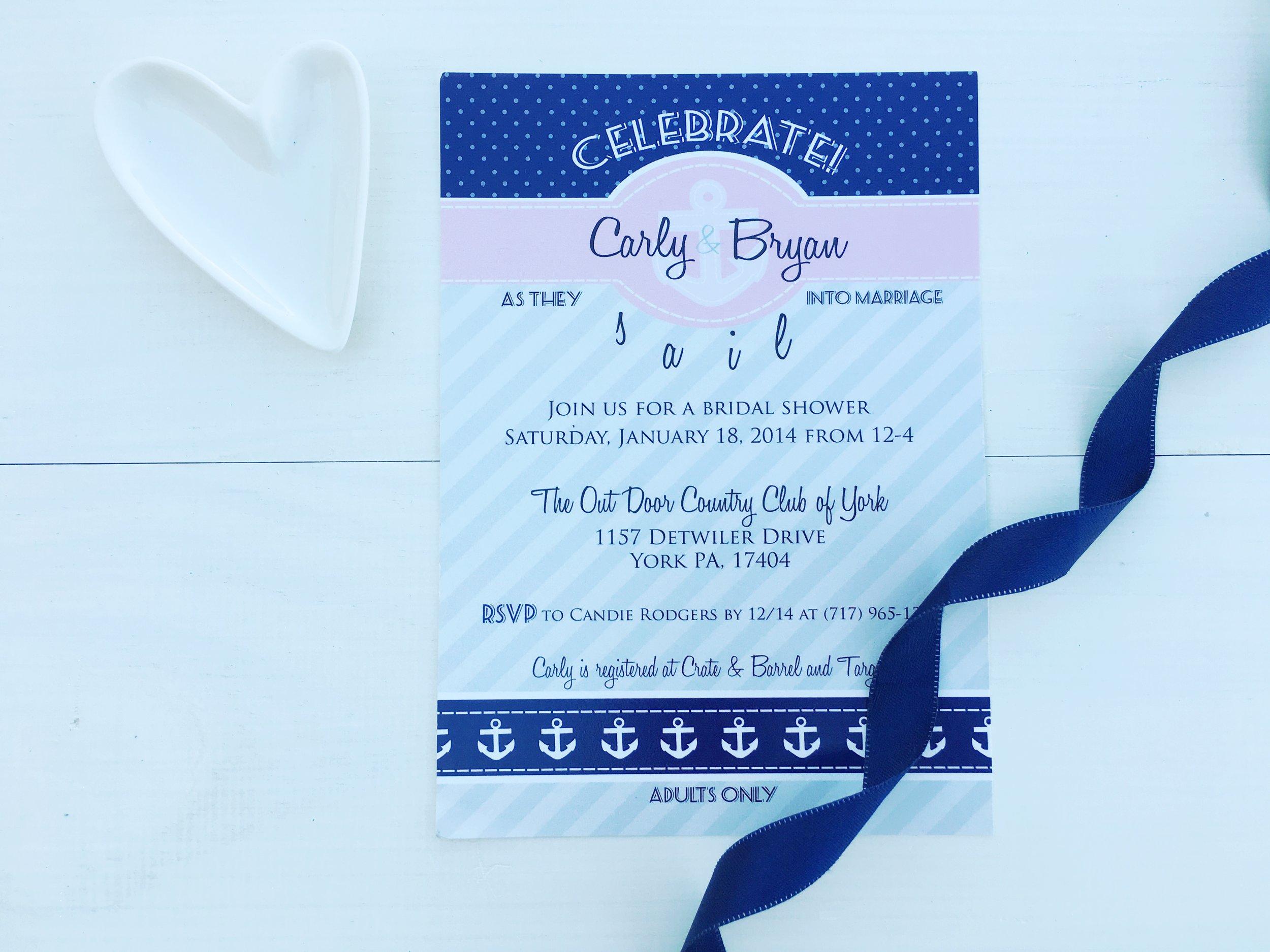 Central PA, York PA, JesSmith Designs, custom, wedding, invitations, bridal, announcements, save the date, baby, hanover, calligraphy, baltimore, wedding invitations, lancaster, gettysburg 5.jpg