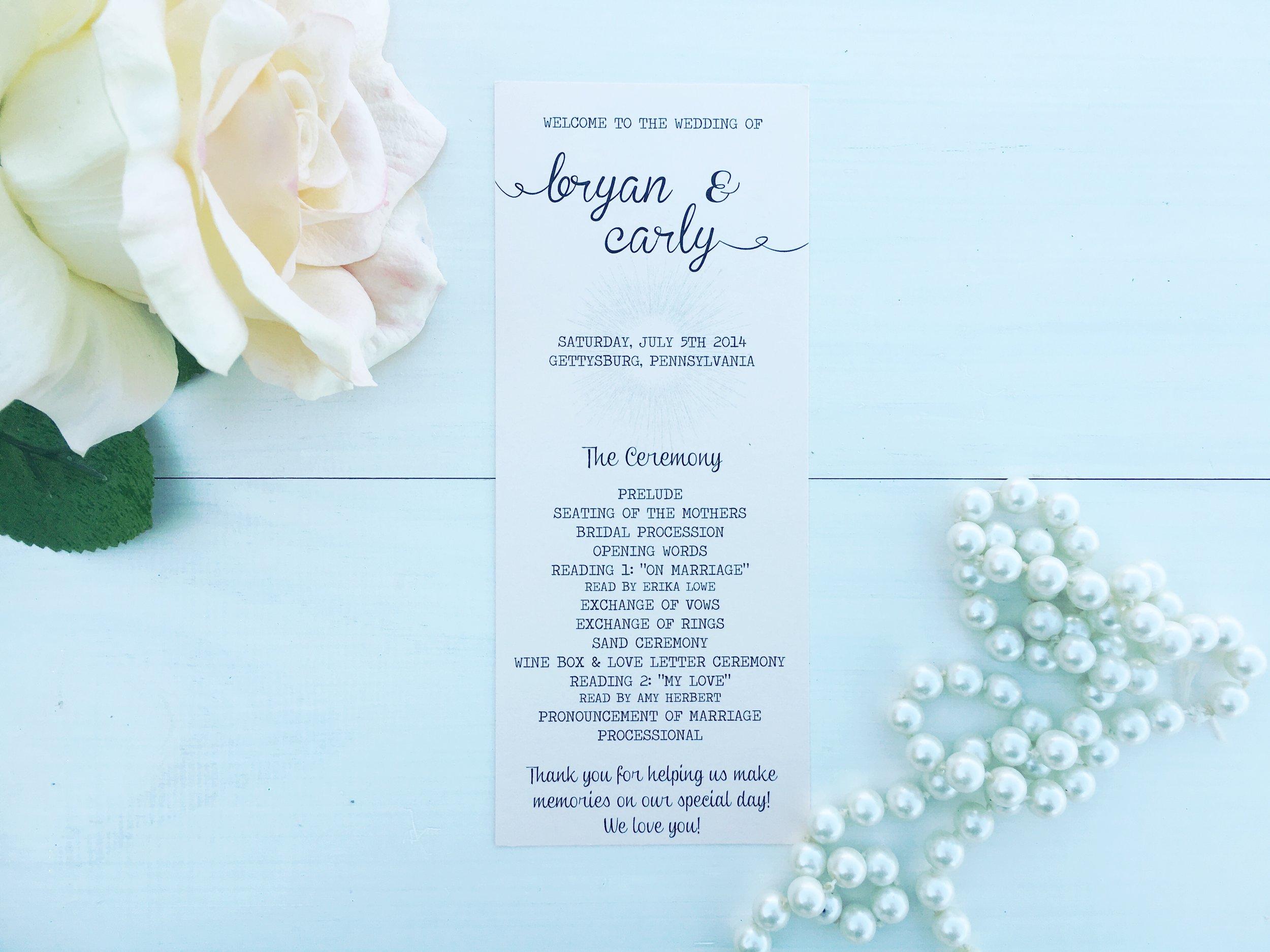 Central PA, York PA, JesSmith Designs, custom, wedding, invitations, bridal, announcements, save the date, baby, hanover, calligraphy, baltimore, wedding invitations, lancaster, gettysburg 8.jpg