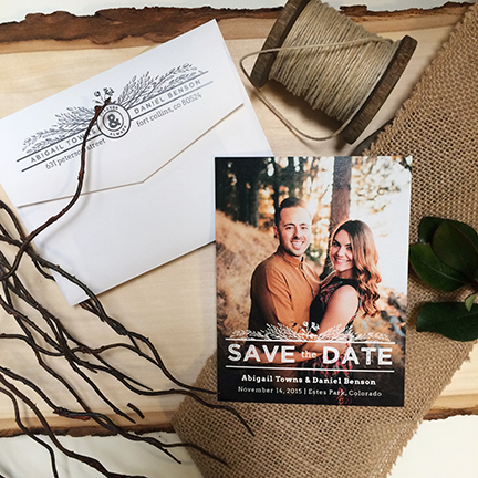 Central PA, York PA, JesSmith Designs, custom, wedding, invitations, bridal, announcements, save the date, baby, hanover, calligraphy, baltimore, wedding invitations, lancaster, gettysburg-e wheat rustic harvest custom save the date.JPG