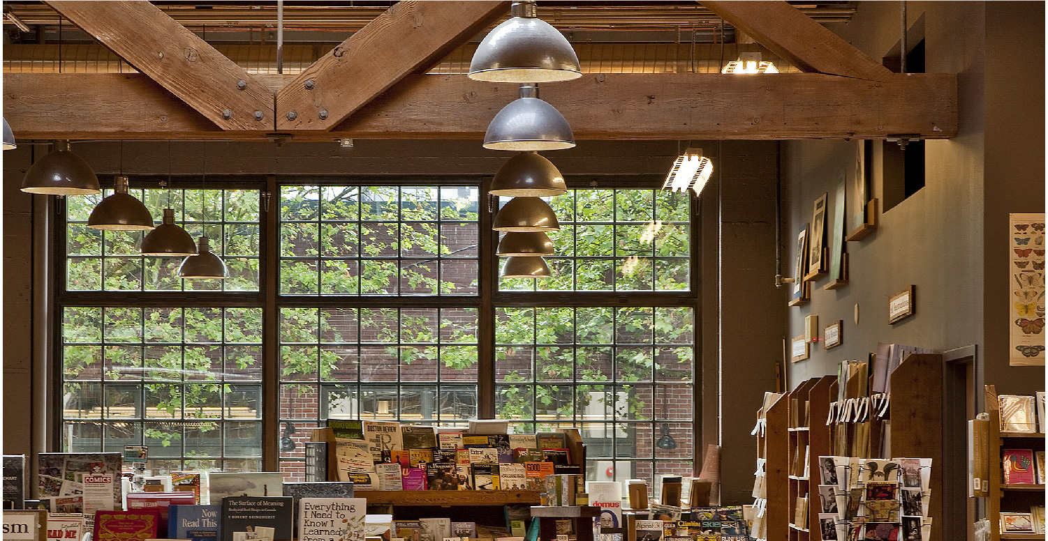 Capitol Hill Flagship Store