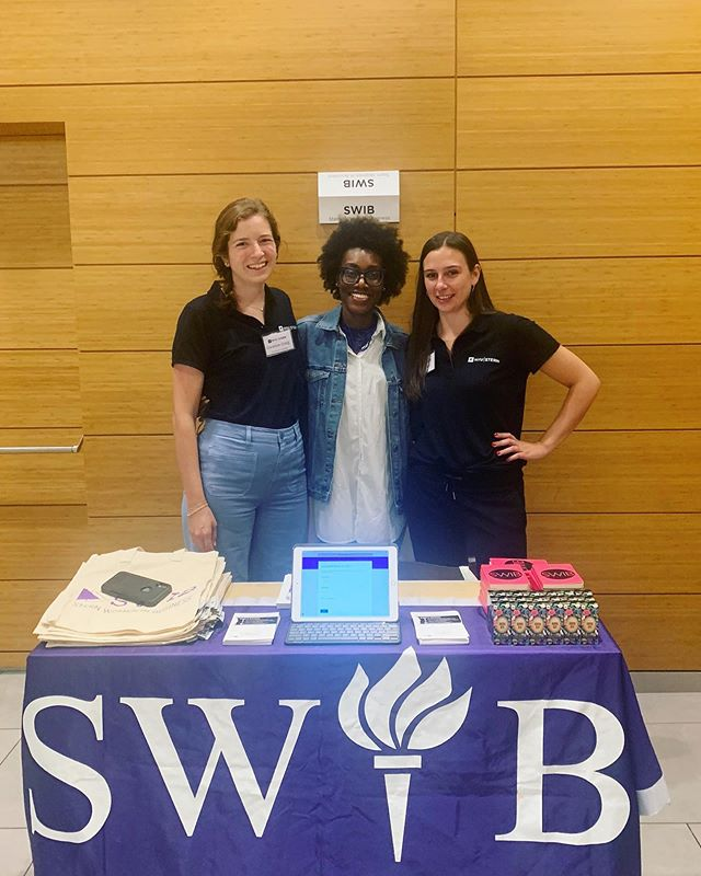 SWIB at the orientation club expo today!  New and returning students can sign up for SWIB on CampusGroups.  Our club kickoff will be on September 18th.