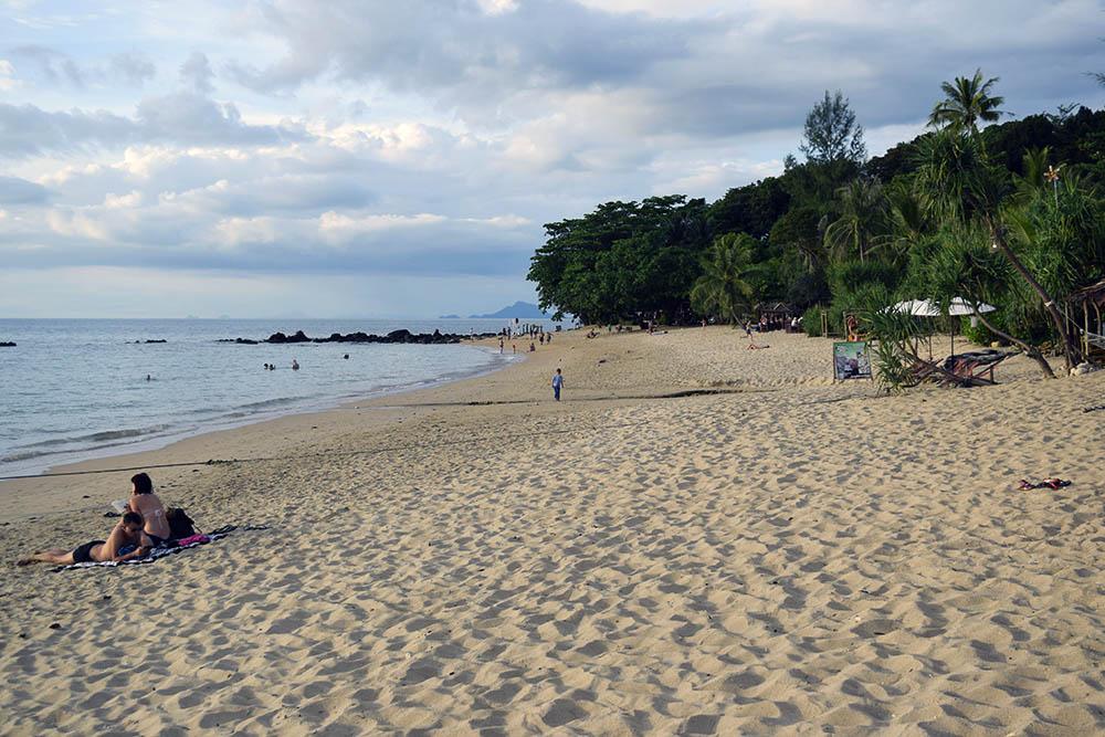 Relax Beach på Koh Lanta