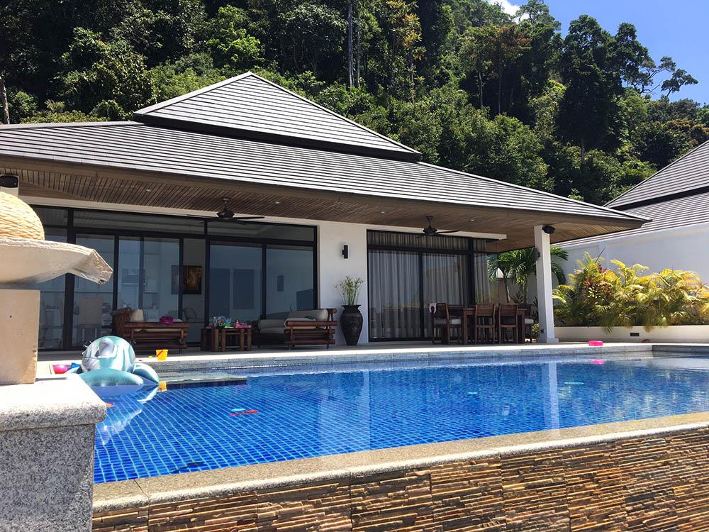 Att hyra en egen villa på Koh Lanta