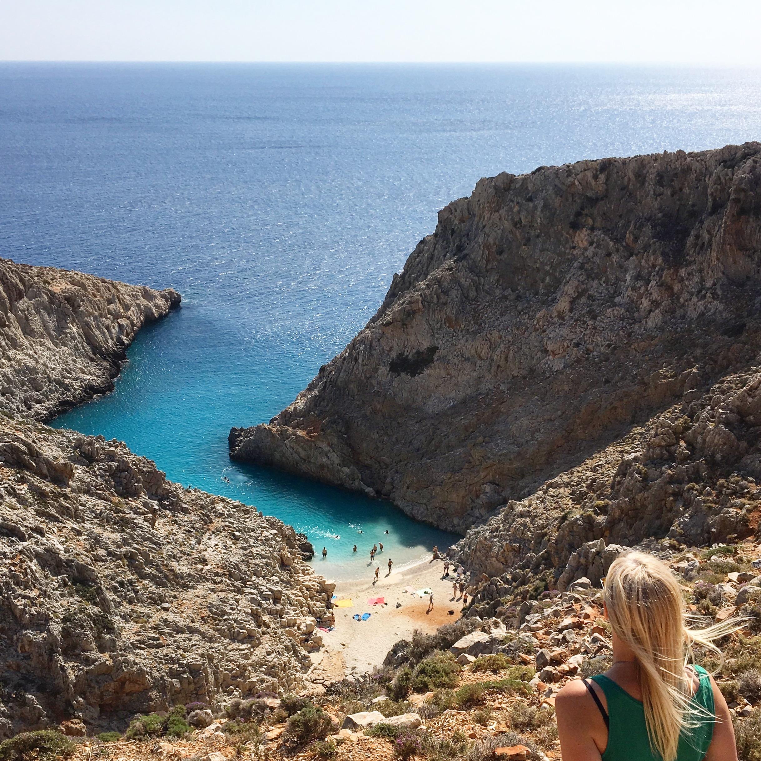 Utflykt på Kreta