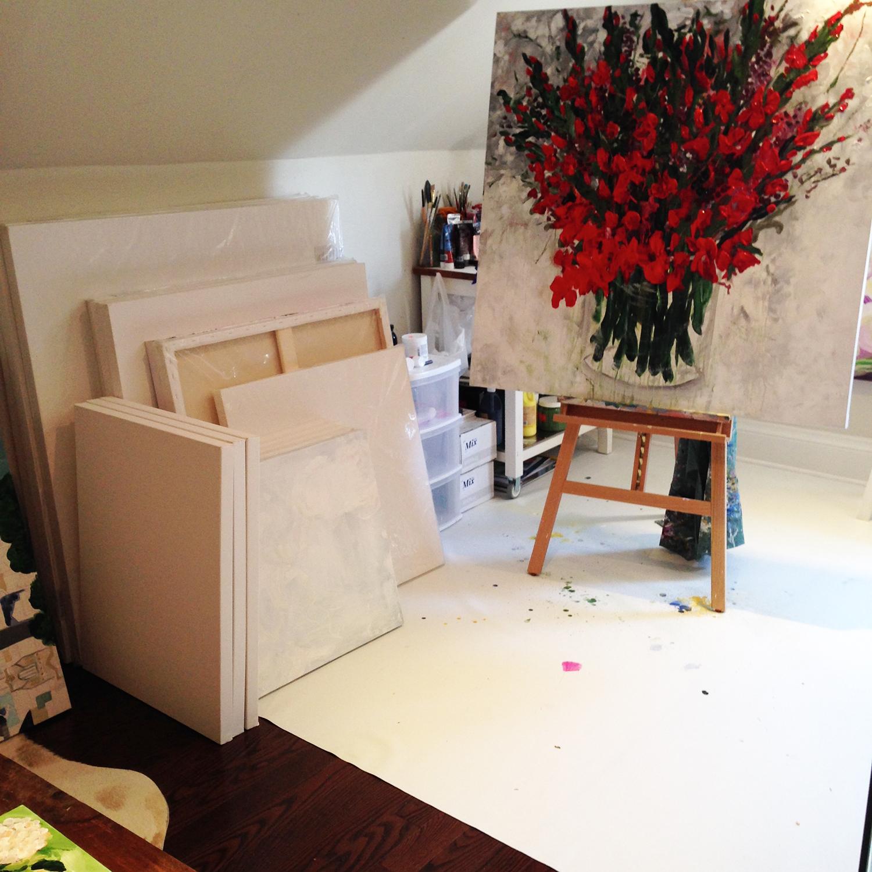 Studio of Rebecca Montemurro