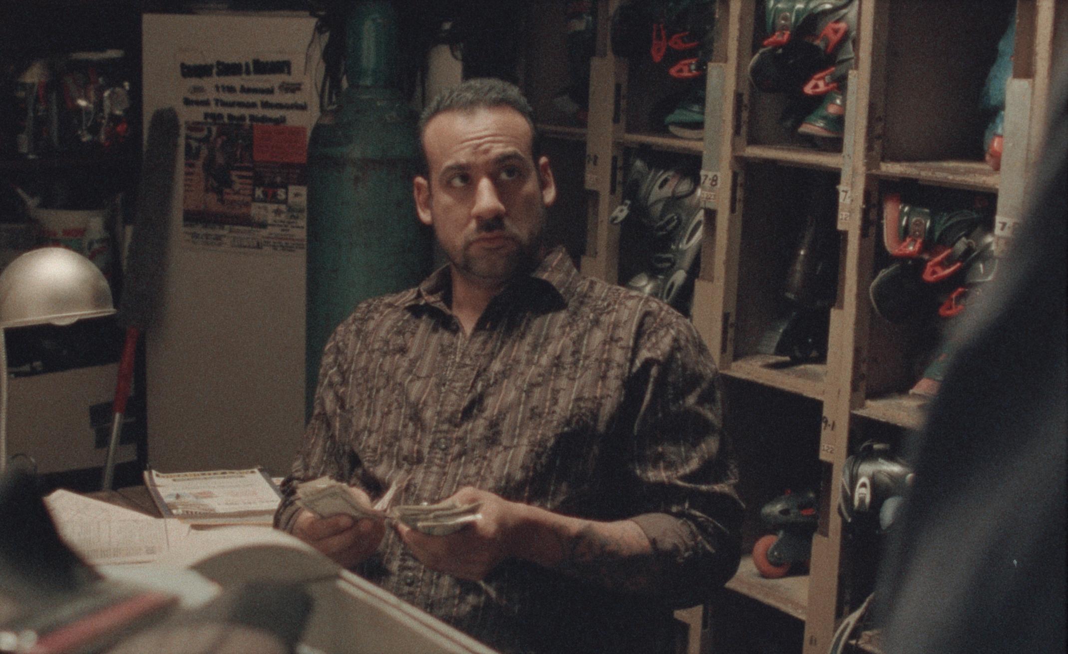 Aaron Vasquez as Jimmy.