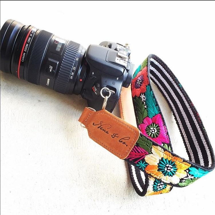 Friday Finds - Camera Straps!