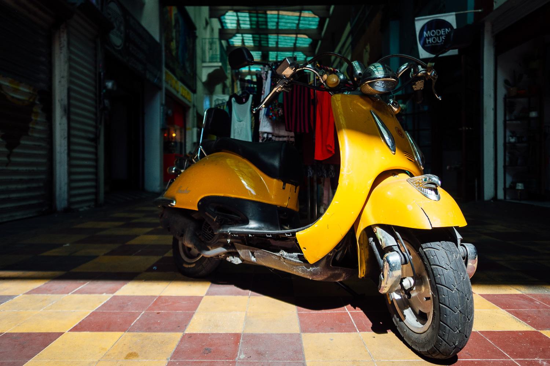 Tijuana-Mexico-Downtown-Yellow-Vespa-Alley.jpg