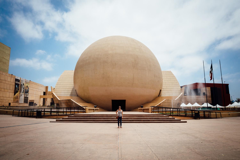 Tijuana-Mexico-Travel-Monument-Museum-Architecture