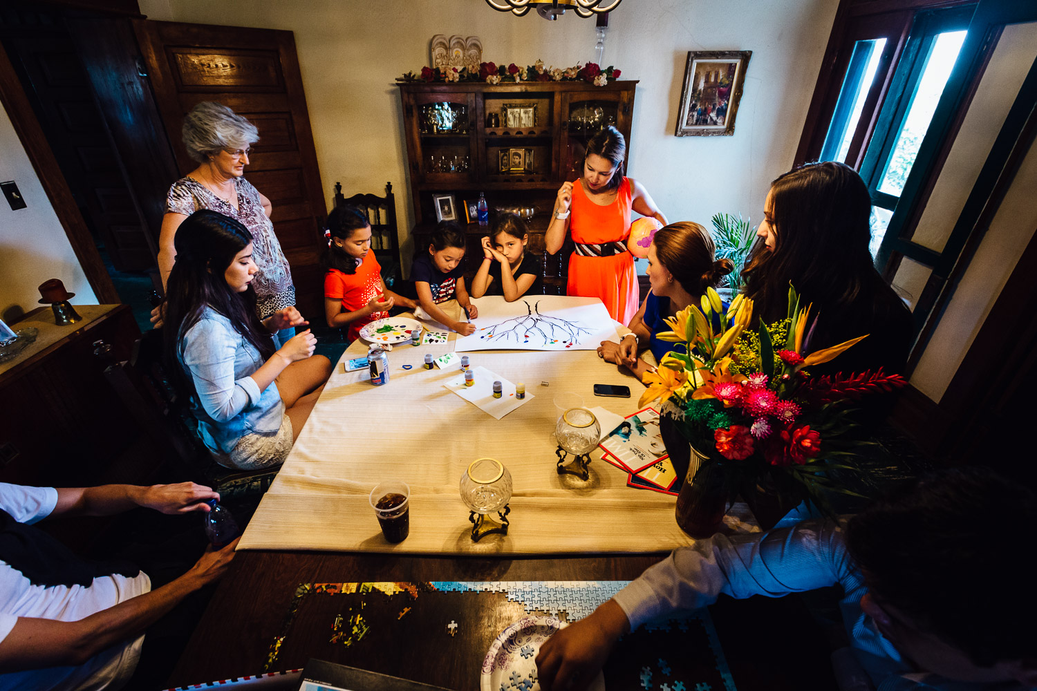 Gathering-Children-Mexico-Family-Home-Durazo-Photography