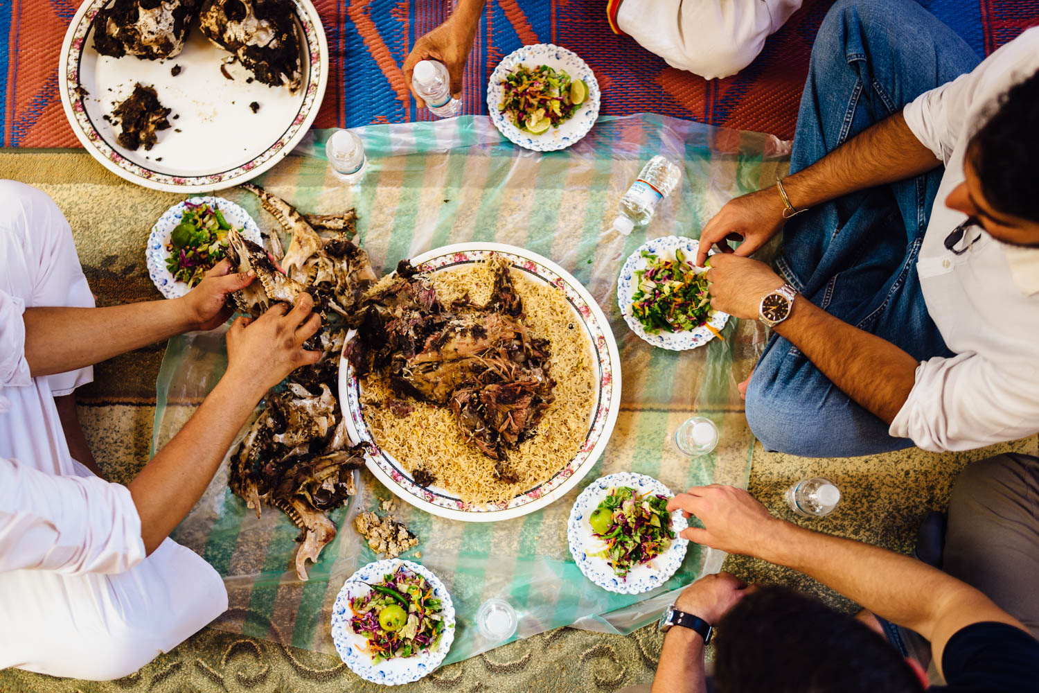 Meal-Feast-Goat-Food-Tradition-Village-Oman-Daniel-Durazo-Photography-Durazophotography