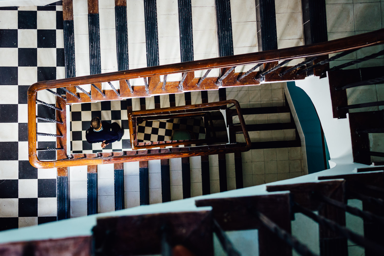Checker-Stairwell-Durazo-Photography-Project-Travel-Street.jpg