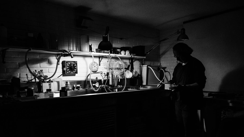 Dark Room - A dying art