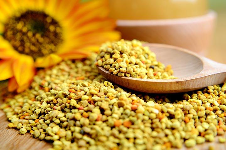 Nutritional benefits of consuming bee pollen