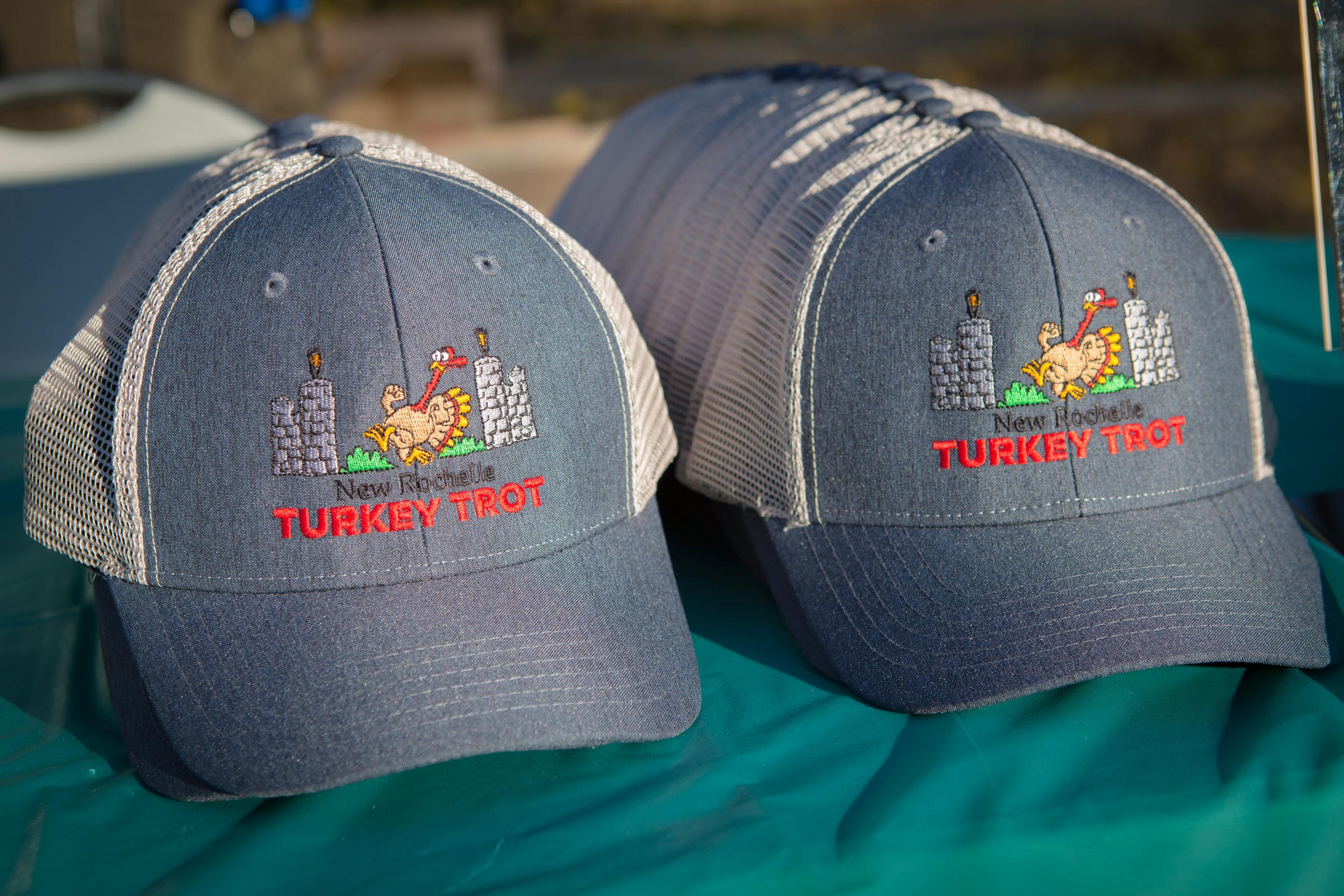 turkey trot hats