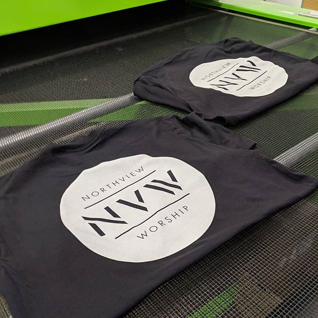 We printed 300 super soft tees using a waterbase discharge ink!  #teeshirt #illustrator #photoshop #printmaking #layers #texture #process #studio #garmentmanufacturer #manufacturing #instagood #apparelmanufacturing #apparelmanufacturer #apparel #artanddesign #tshirtprinter #roqtheprint #screenprinting #customtshirts #printlife #poweringtheprint #ryonet #roq #Indiana #indytees #indyscreenprinter #indianapolis