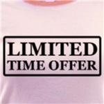 Limited Time Offer cute and funny t-shirts and gifts