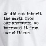 Inherit The Earth Progressive T-Shirts & Gifts