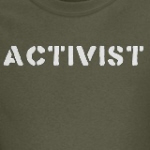 activist politcal t-shirts for radicals and liberals