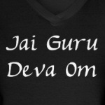 jai guru deva om interesting and cool designs on t-shirts