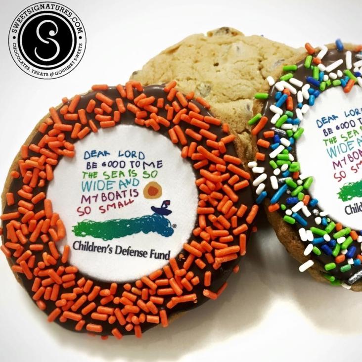 """""""Children's Defense Fund"""" Cookies"""