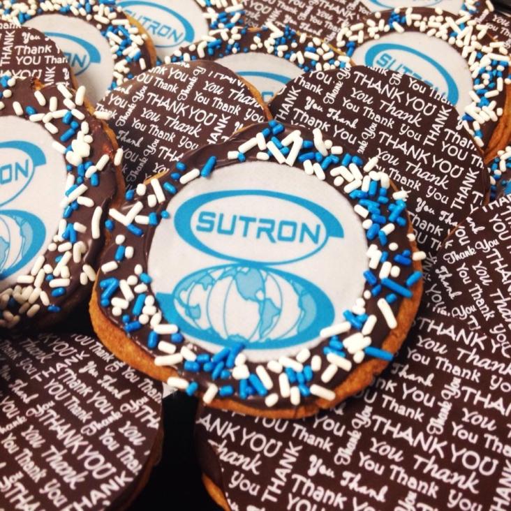 """""""Sutron"""" Cookies"""