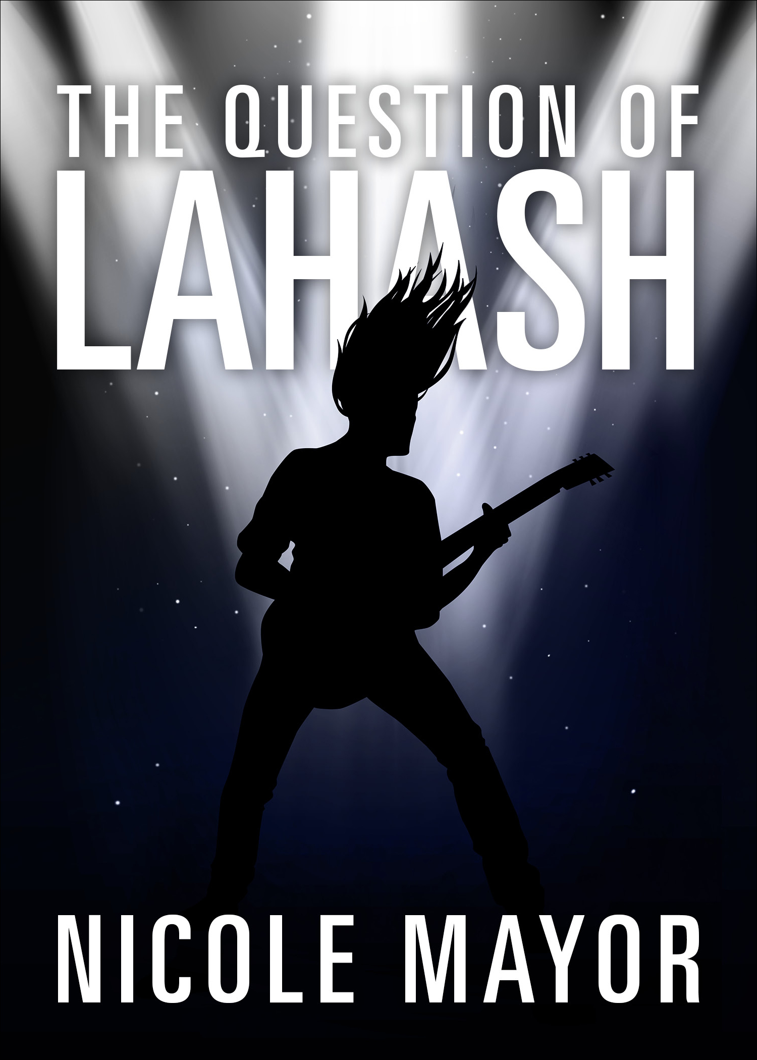 The Question of Lahash Book Cover