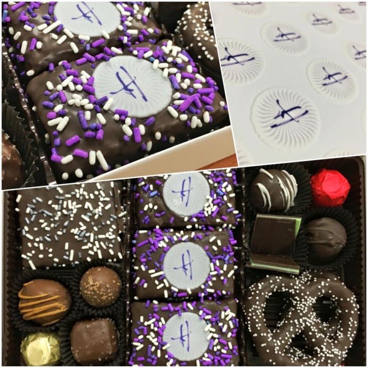 Corporate Chocolate Boxes