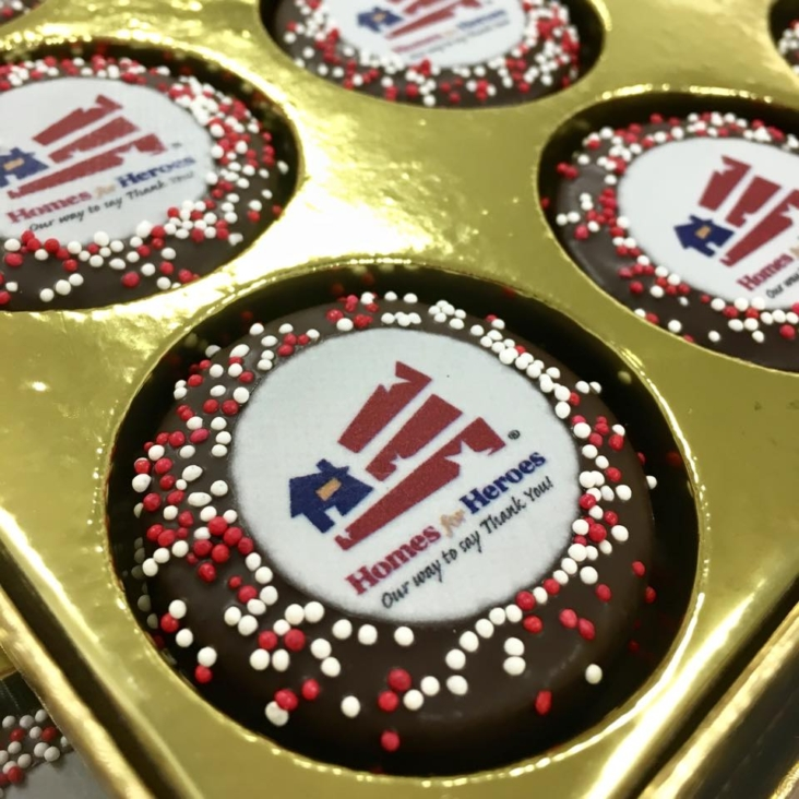 """""""Homes for Heroes"""" Oreos"""