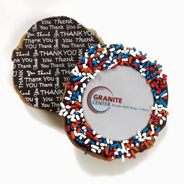 """Granite Center"" Cookies"