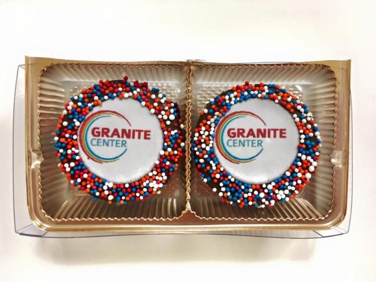 """""""Granite Center"""" Oreo Two Pack"""