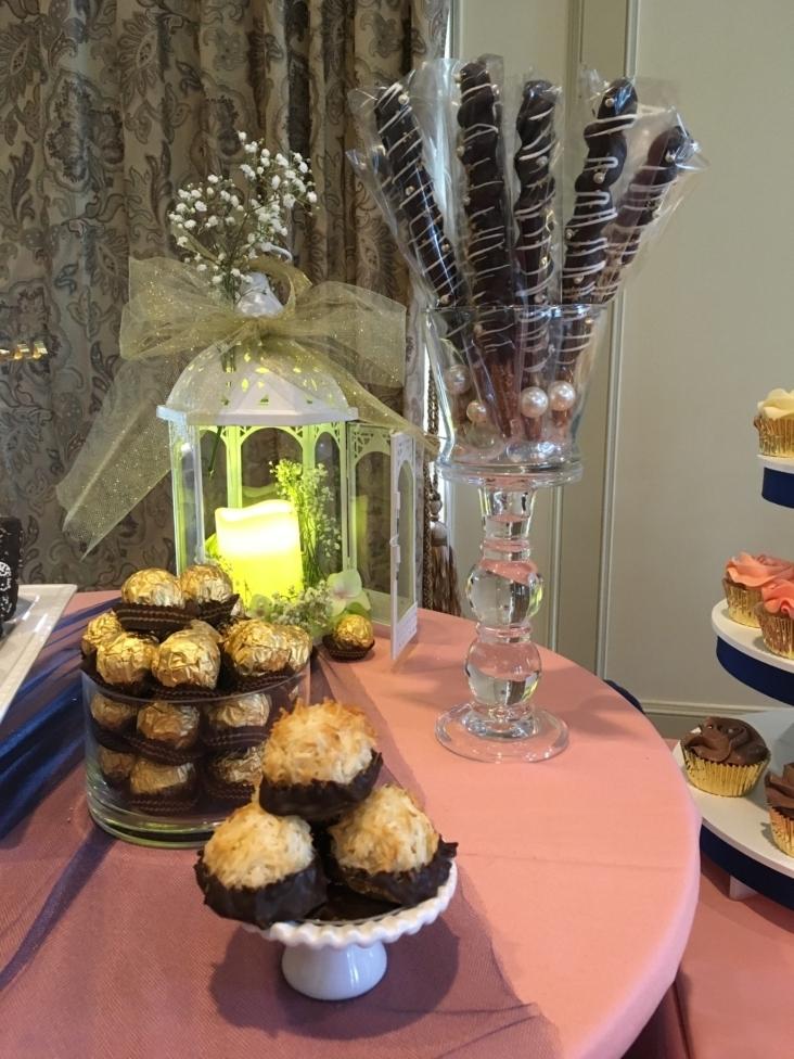 Wedding Dessert Table Spread