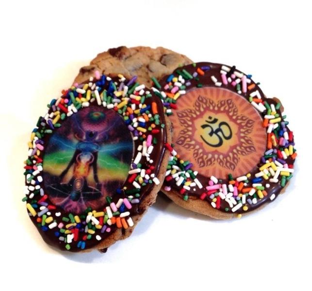 Custom Designed Cookies