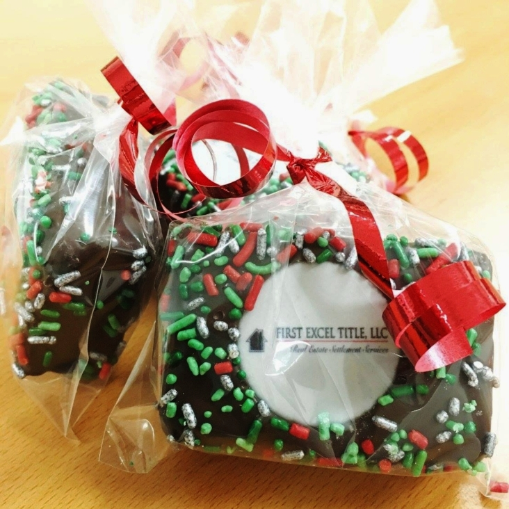 """""""First Excel Title"""" Holiday Krispies"""