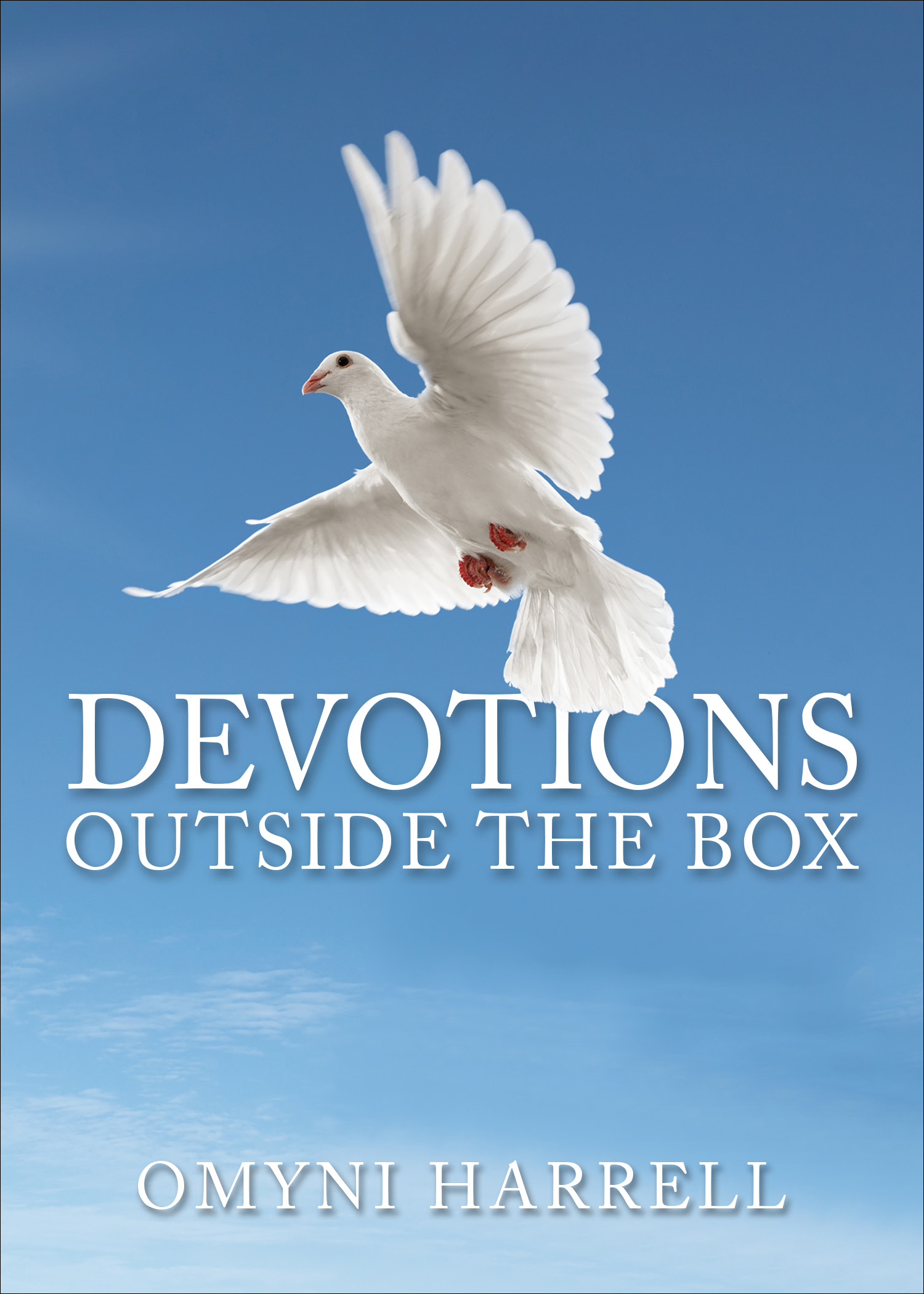 Devotions Outside the Box Cover