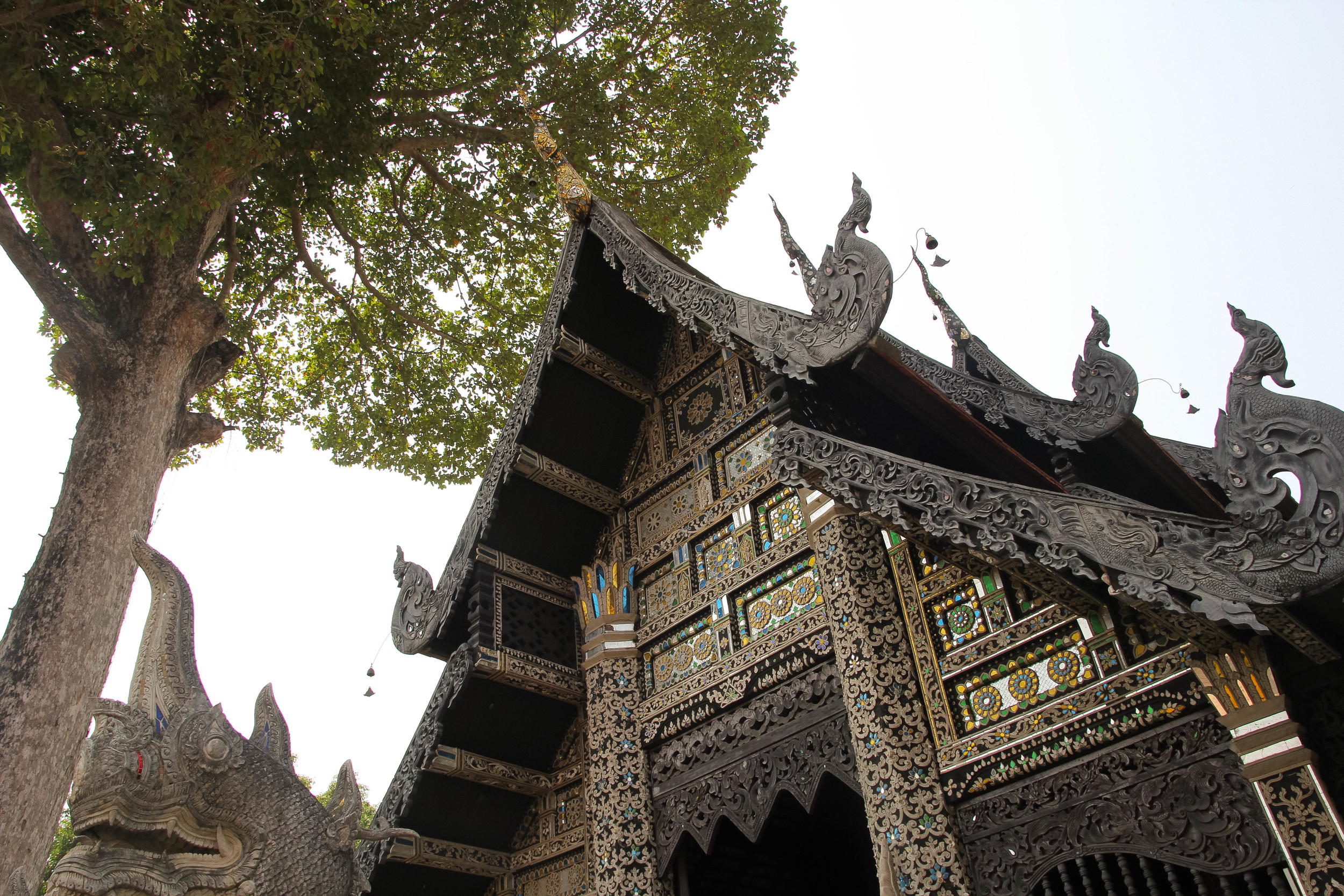 Chiang Mai Thailand wat temples Buddhism