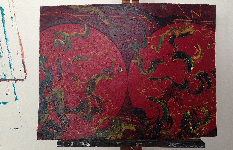 Autumnset Red #3