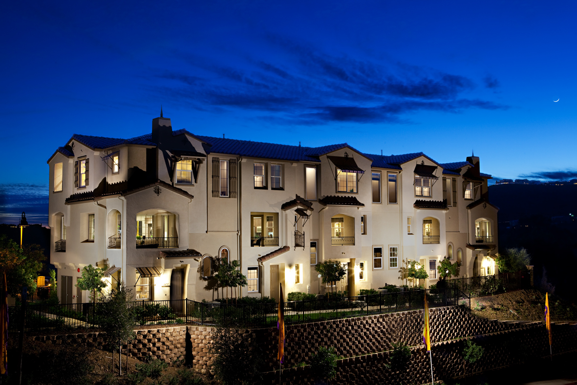 Magnolia Multi-family Rowhomes by Starck Architecture + Planning