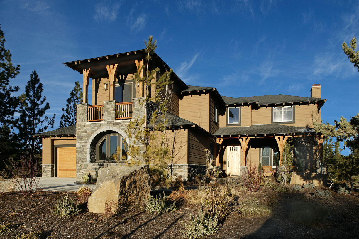 River Canyon architectural photography