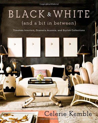 Black & White design book