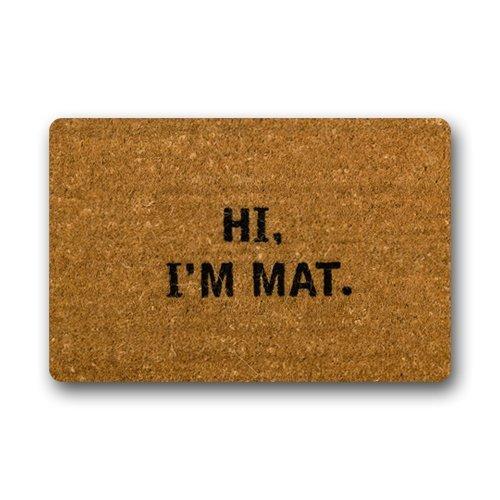 Hi. I'm Mat. Doormat