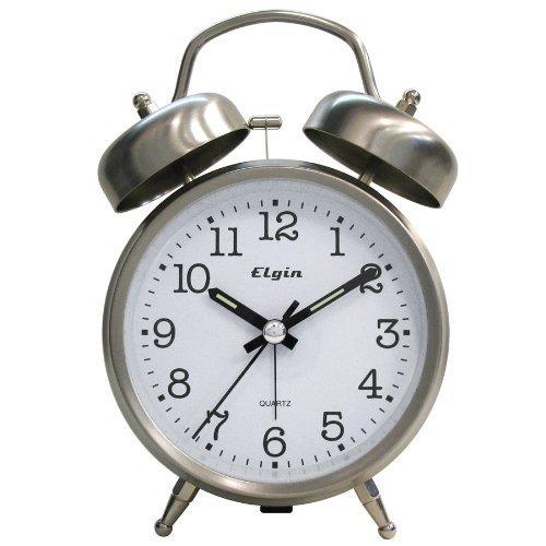 Nickel alarm clock