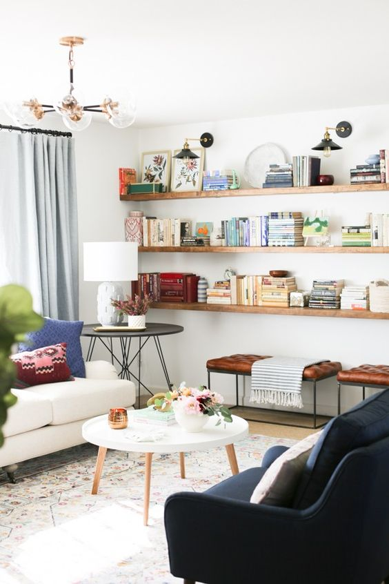 How to Style Coffee Table Books + A Round Up of My Favorites